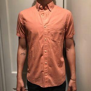 CLUB MONACO short sleeve shirt